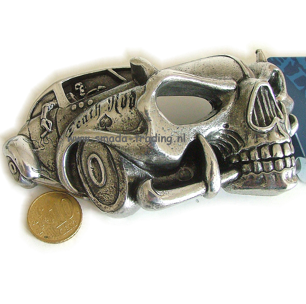 rockabilly buckle